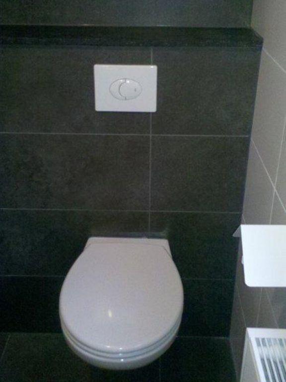 Badkamers edwin boerboom bouw montage - Toilet tegel ...