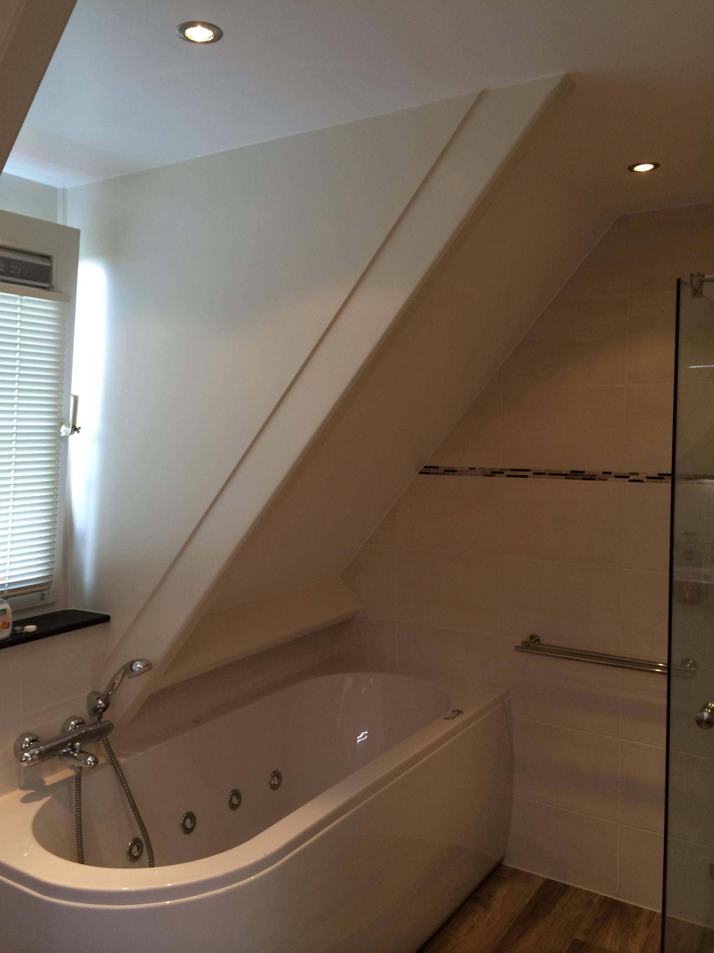 badkamer plafond vernieuwen