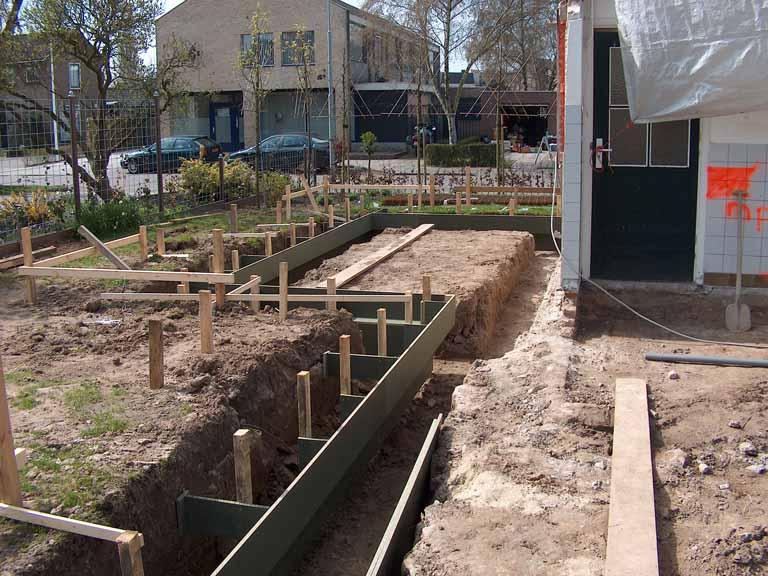 Timmerwerk edwin boerboom bouw montage for Vlizotrap plaatsen